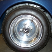 Polished Aluminum Rims